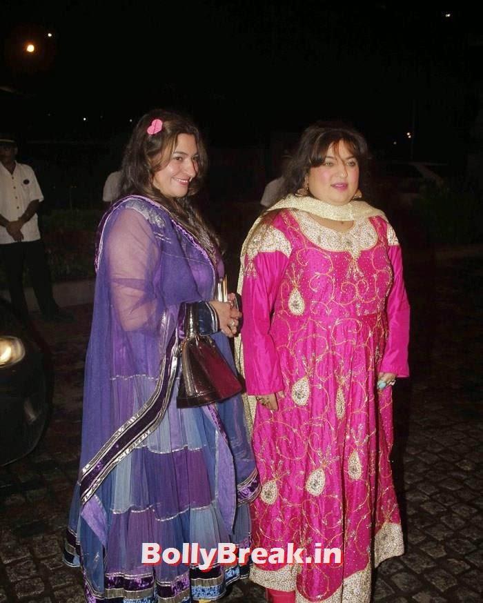 Dolly Bindra, Nikitin Dheer, Kratika Sengar Wedding Pics