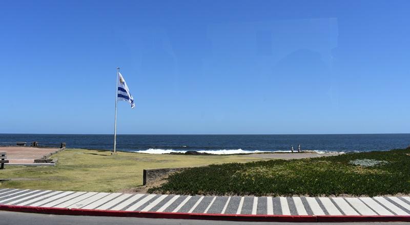 De Montevidéu a Punta del Este