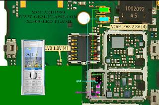 Schematic Diagram Nokia X2 02 | Wiring Diagram
