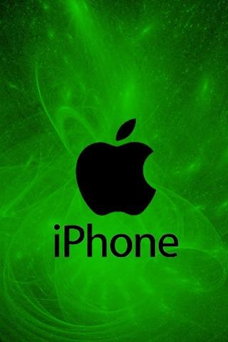 3d apple iphone mobile symbol hd wallpapers free download