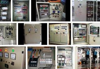 tempat produksi panel dan komponen listrik PLN