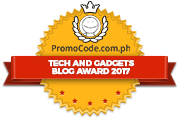 Tech and Gadget Blog Award 2017 – Participant