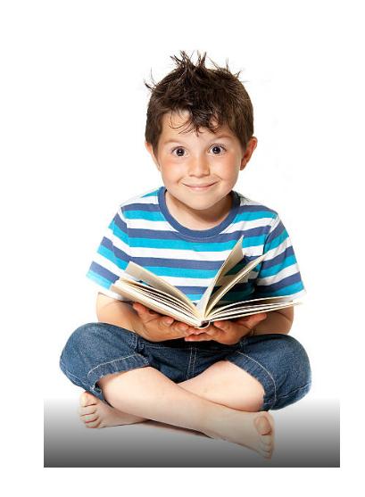 primeira leitura do meu filho