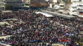 """Ορεστιάδα: Πλήθος κόσμου με μία απαίτηση: """"Φέρτε πίσω τα παιδιά μας"""""""
