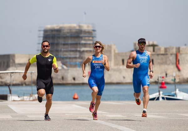 Σπουδαία ονόματα του τριάθλου στο Nafplio Energy Triathlon στις 11 Ιουνίου