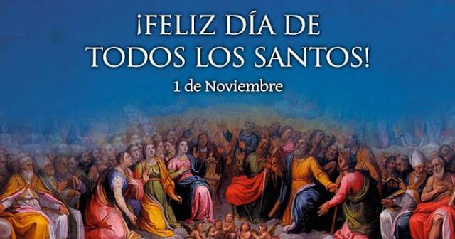 dia todos los santos
