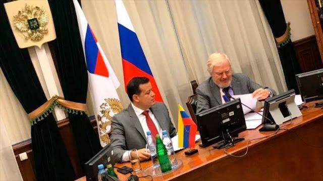 Rusia firma acuerdo para reestructuración de la deuda venezolana