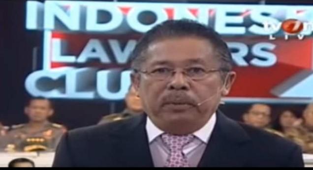 ILC Dapat Peringatan, Karni Ilyas: Banyak yang Ingin ILC Dihentikan. Kenapa? Unsur Politik?