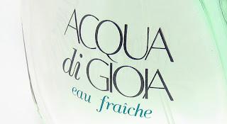 Armani • Acqua di Gioia Eau Fraîche