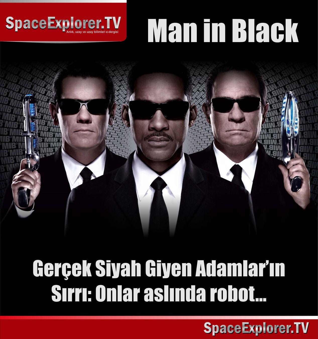 Uzayda hayat var mı?, Man in Black, Siyah Giyen Adamlar, Gizlenen gerçekler, ABD, Uzun beyazlar, Paul Hellyer, Mehmet Fahri Sertkaya,
