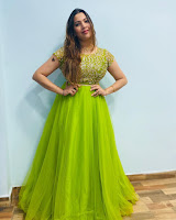 Singer Geetha Madhuri Latest Stills HeyAndhra.com
