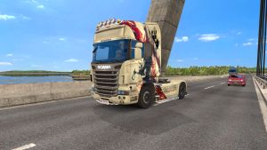Scania R skin pack part 1