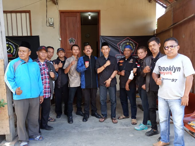 Lapbas Jabar Galang Dana Bantu Korban Tsunami Selat Sunda