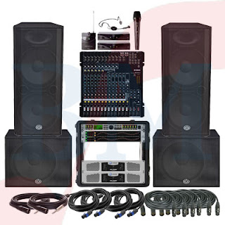 Istilah Sound System
