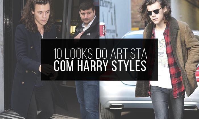 Macho Moda - Blog de Moda Masculina  10 Looks do Artista com Harry ... 237830ecaf5