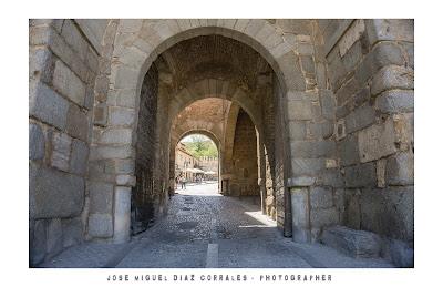Puerta del Cambrón, Toledo