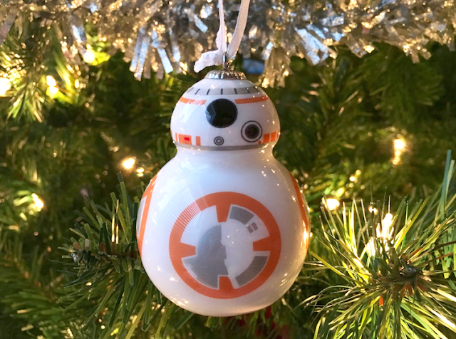 itty bittys Star Wars: The Force Awakens Ornament - #LoveHallmarkCA