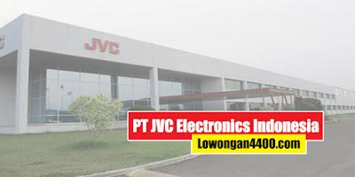 Lowongan Kerja PT. JVC Electronics Indonesia Karawang 2021