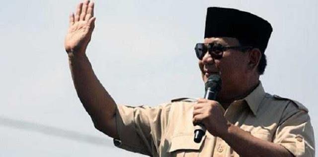 Prabowo: Rakyat Sudah Capek dengan Pencitraan