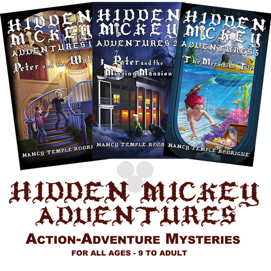 Book Signing - Hidden Mickey Adventures - O. C. Childrens Book Festival