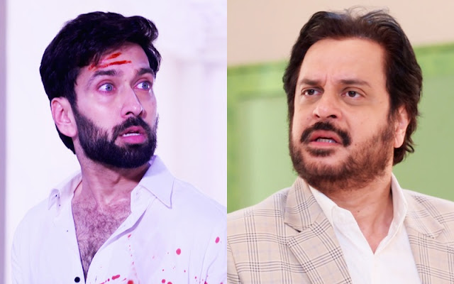 Shivaay shattered with Tej huge accusation in Star Plus Ishqbaaaz