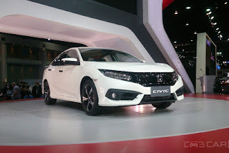 Honda Civic 2016 Gets Closer to Seeing Daylight in the Philippines