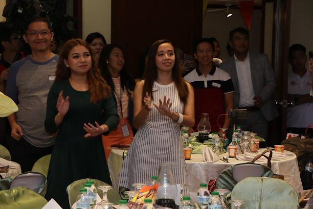 FAME Inc. Held Appreciation Night for Media And Bloggers