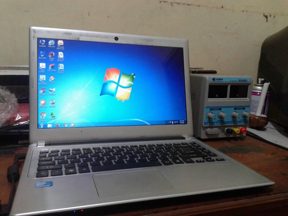Laptop BEKAS ACER ASPIRE V5 431
