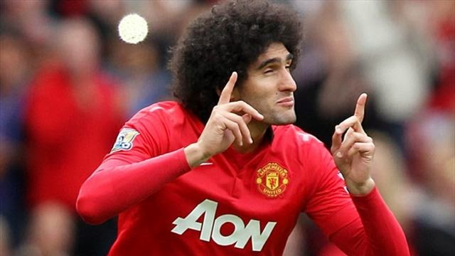 Fellaini ingin bayar kepercayaan Mourinho