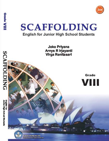 Download Buku Siswa KTSP SMP dan MTs Kelas 8 Scaffolding Grade VIII