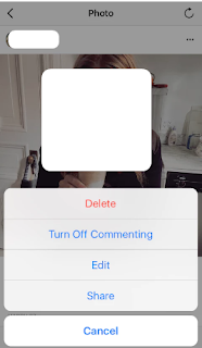 How to Turn Off Comments for a Post on Instagram