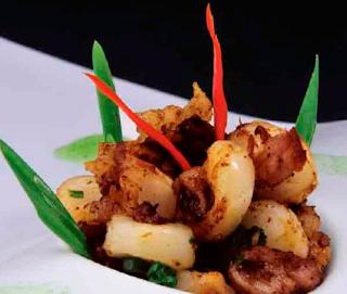 Cocina Ecuatoriana - Mote Sucio