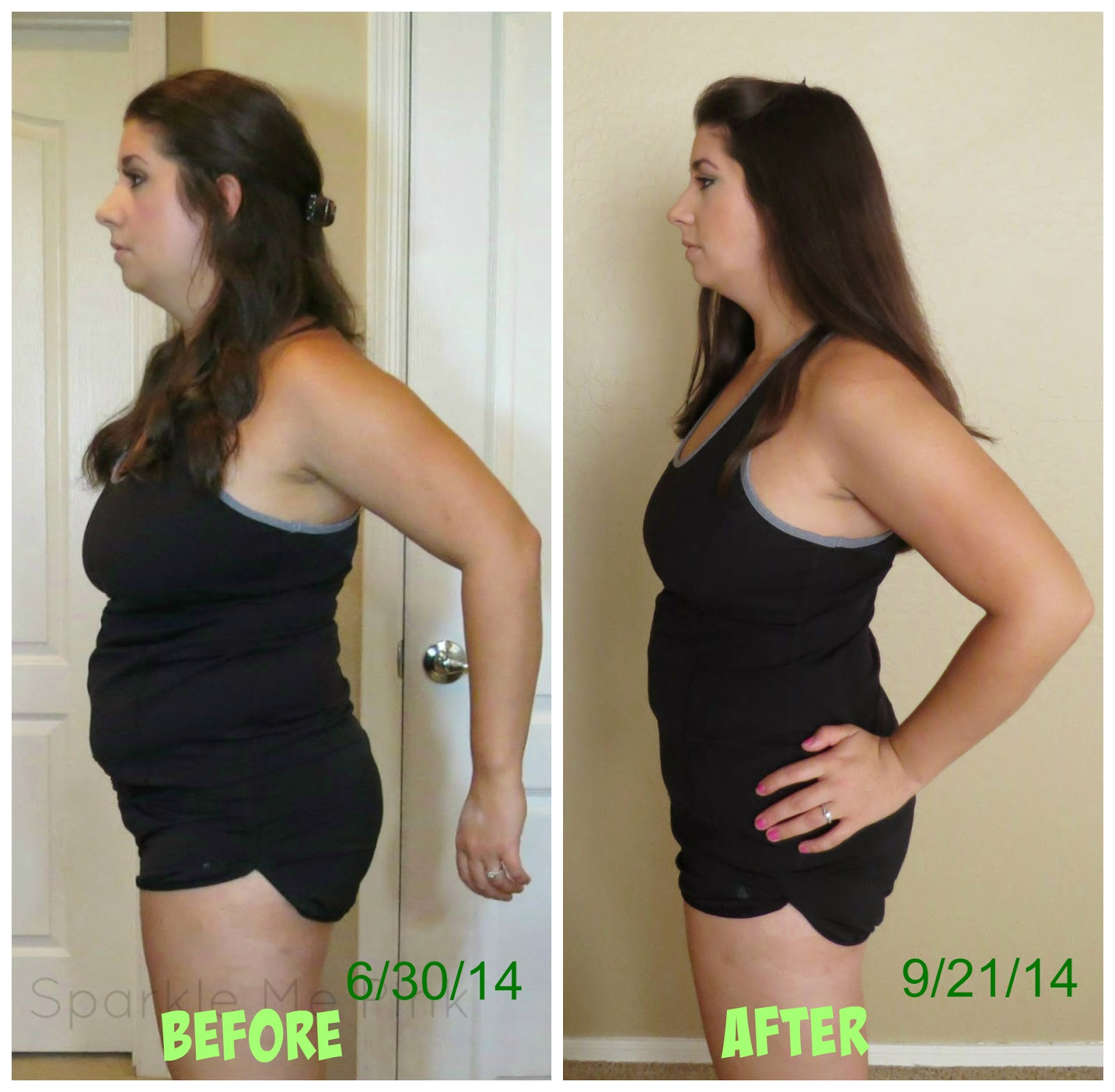 Sparkle Me Pink My Nutrisystem Weight Loss Journey
