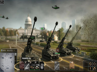 Tom Clancy's Endwar PC Game Free Download