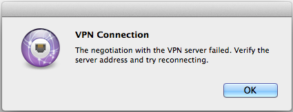Fixing VPN Difficulties: