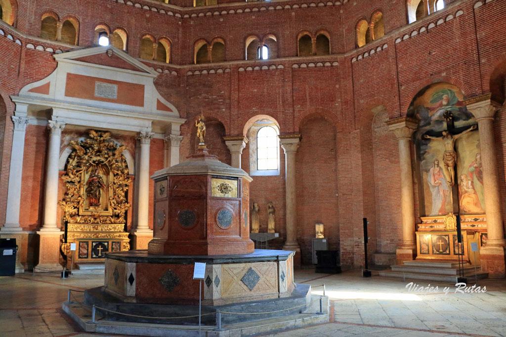 Battistero di San Giovanni Battista de Cremona