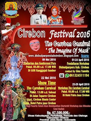CIREBON CARUBAN CARNIVAL 22 MEI 2016
