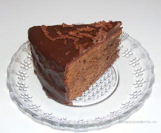 Tort Sacher retete culinare,