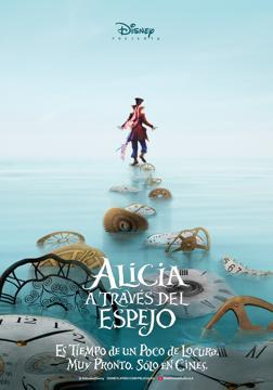 Alicia a Traves del Espejo en Español Latino