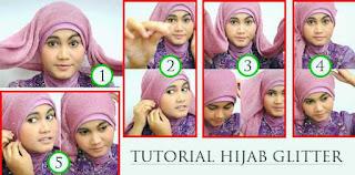 Kreasi Hijab Kebaya Terbaru