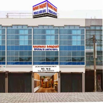 showroom rajawali parket