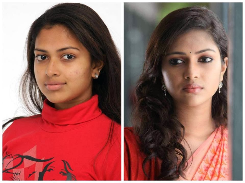 South Indian Actress Before And After Makeup Fonefort