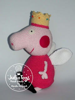 Peppa Pig - free crochet pattern - Amigurumi Today - Amigurumi ... | 320x240