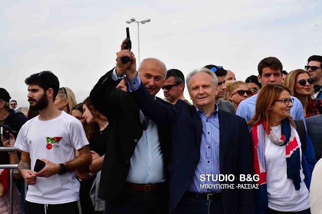 Ανδριανός: Ο Μαραθώνιος του Ναυπλίου έχει αναδειχθεί ως ένας καταξιωμένος θεσμός με πολύπλευρα θετικά αποτελέσματα