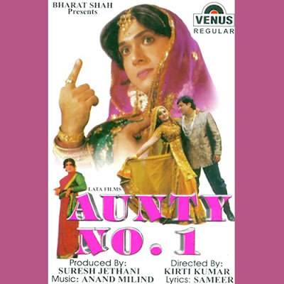 Aunty No 1 1998 Hindi 720p WEB HDRip 850mb