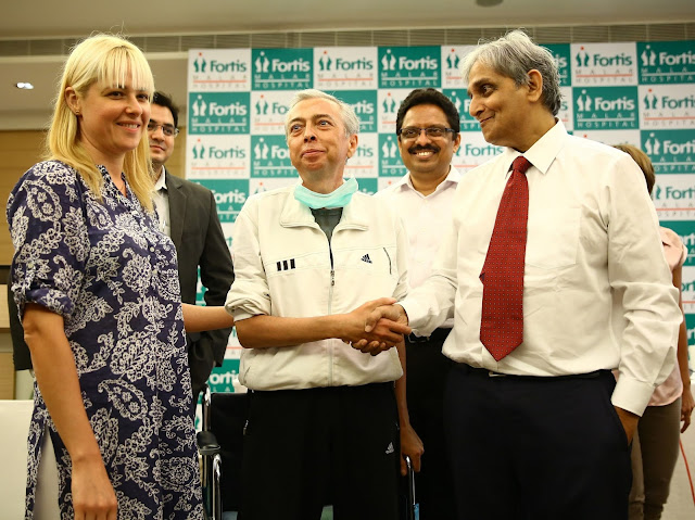 Doctors at Fortis Malar enable patient to breathe normally after 7 years