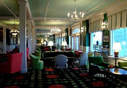 Relevant Tea Leaf The Grand Hotel Mackinac Island Michigan