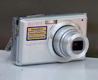 Kamera Bekas Murah - Sony DSC S950