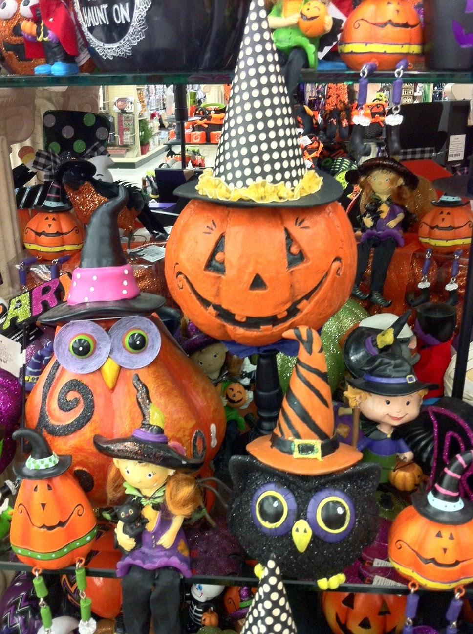 Vintage Halloween Collector 2014 Halloween At Hobby Lobby