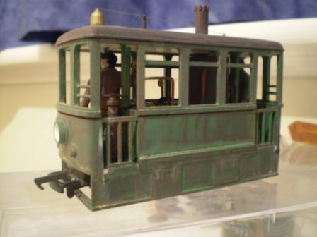 Gnomy tram re-powering